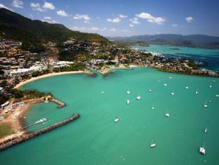 Airlie Beach Hotel Whitsunday Islands - נוף