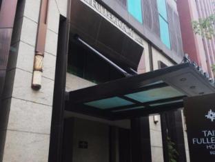 Taipei Fullerton Hotel-South Taipei - Entrance