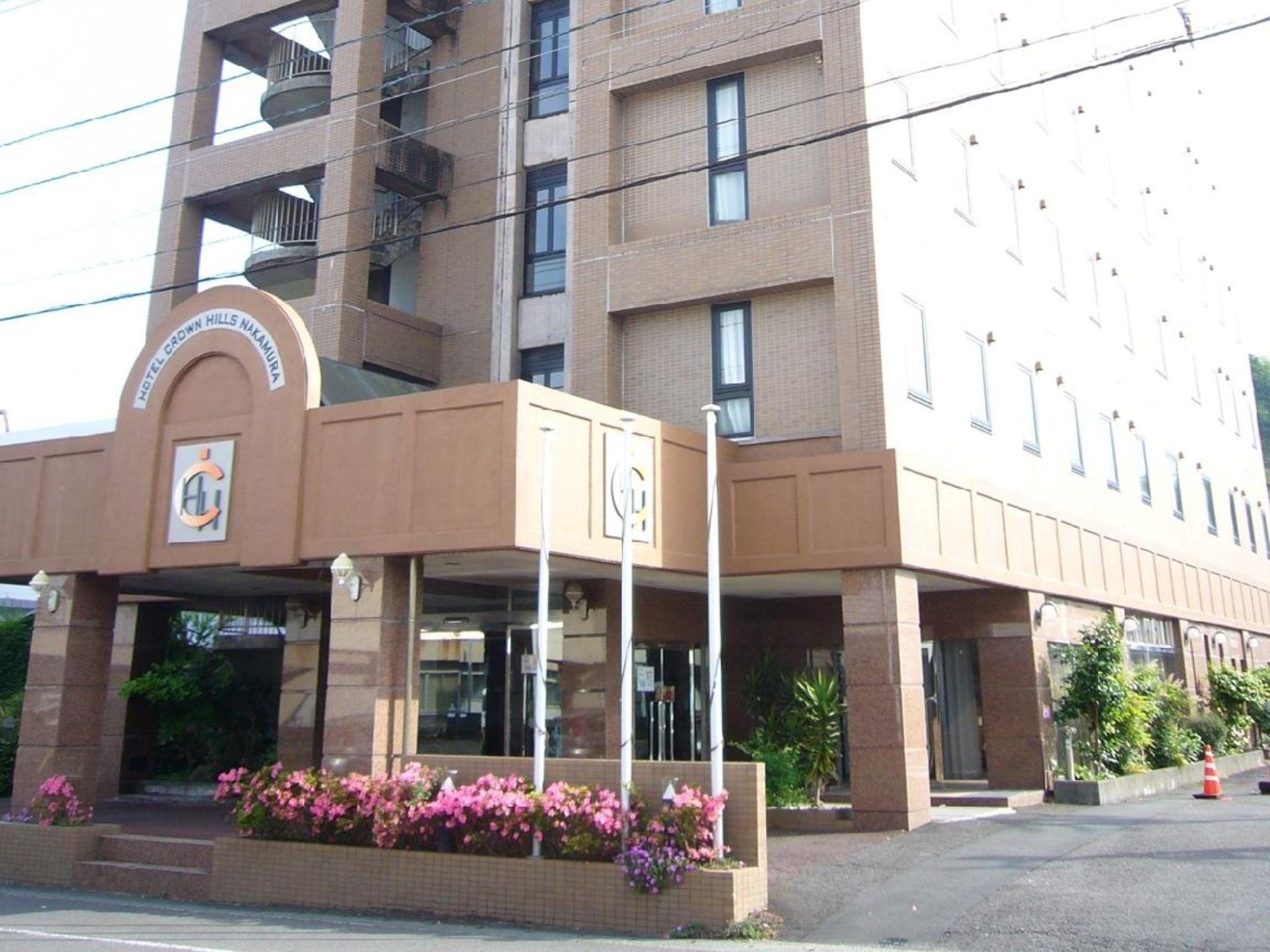 Crown Hills Nakamura Hotel