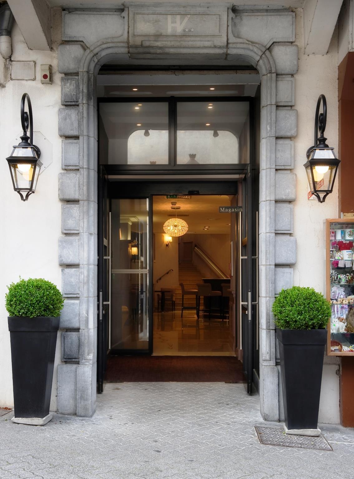 Inter-Hotel Lourdes Astoria Vatican