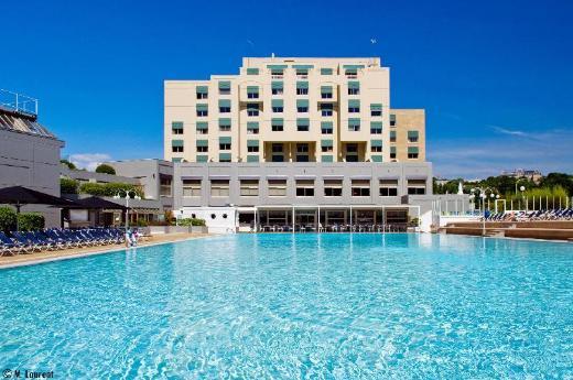 Hotel Lyon Metropole