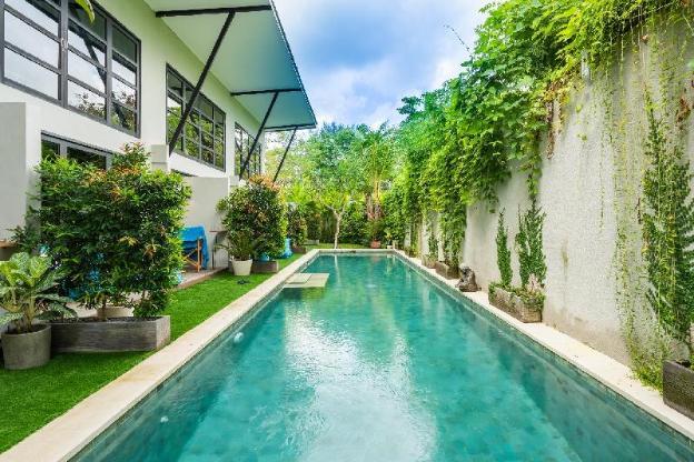 #1 Modern Loft Villa  With Pool | Finns Beach Club