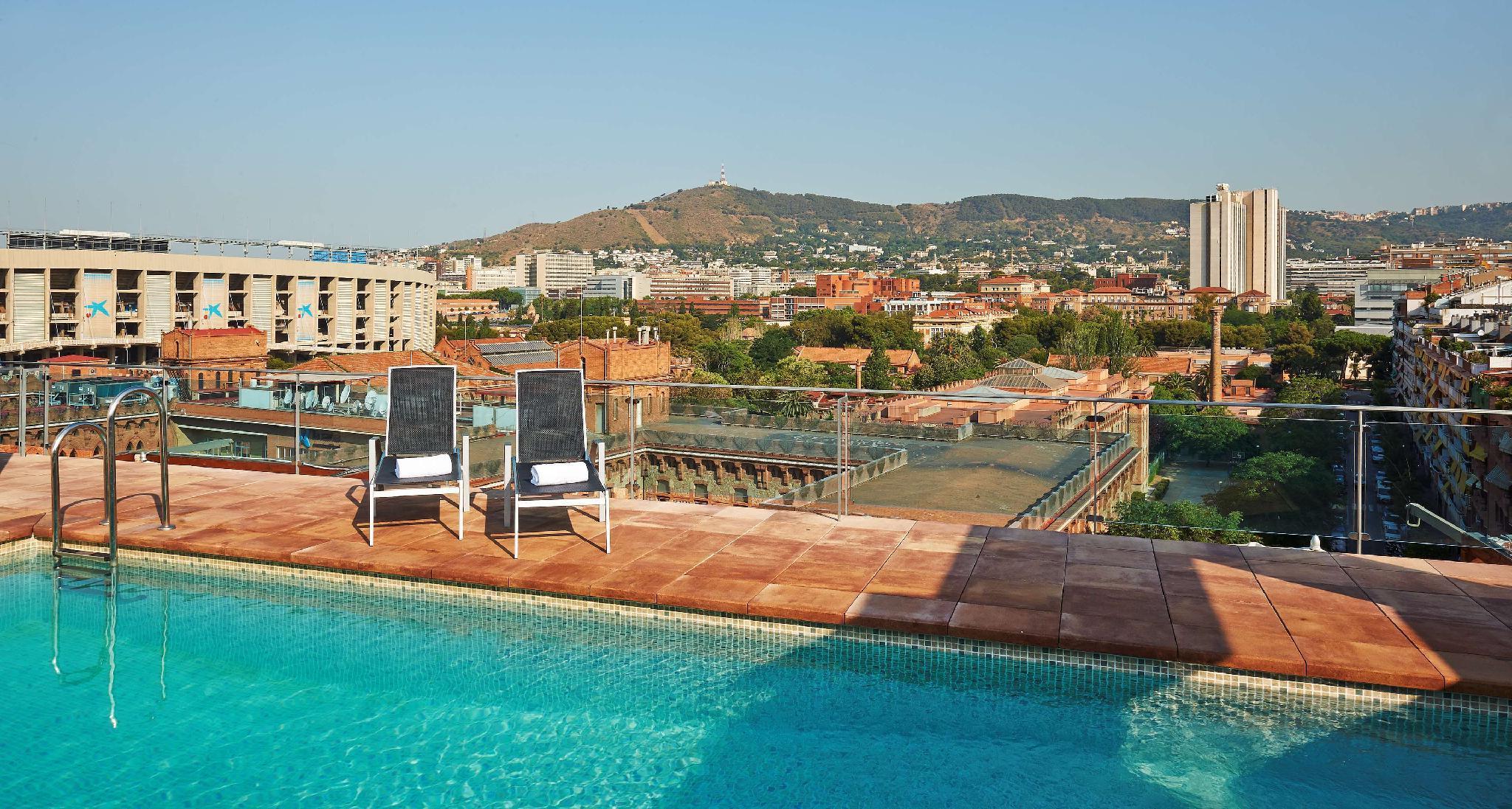 NH Barcelona Stadium Hotel