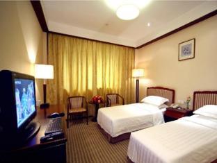 Jade Garden Hotel Pekinas - Svečių kambarys