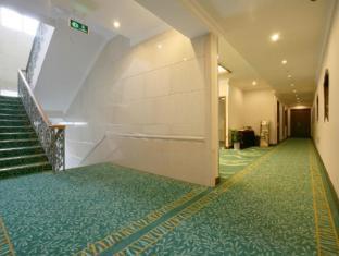 Jade Garden Hotel Pekinas - Viešbučio interjeras