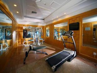 Jade Garden Hotel Pekinas - Sveikatingumo kambarys