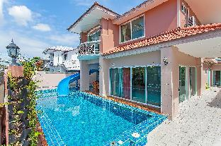 [ジョムティエンビーチ]ヴィラ(430m2)| 7ベッドルーム/8バスルーム  7BR Viewpoint Pool Villa 1 km to Jomtien Beach