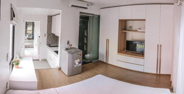 Peaceful SaiGon Home in the heart of District 1 Ho Chi Minh City