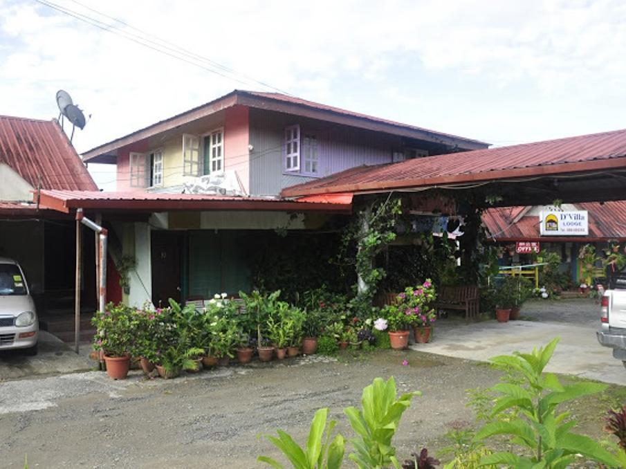 D Villa Rina Ria Lodge