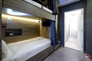 8 Bunk Bed Mixed Dormitory Room En suite Bathroom and Balcony - 11736612