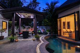 Tropical Balinese style 3 bedroom villa with pool - 56452718 Tropical Balinese style 3 bedroom villa with pool