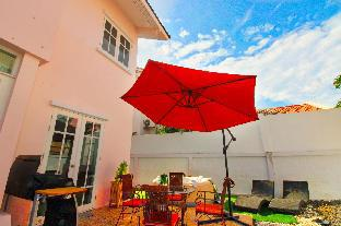 6 beds Jacuzzi villa close to Ninja BBQ Jomtien - 95598343