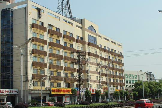 Home Inn Hotel Nanjing Maigaoqiao Subway Station