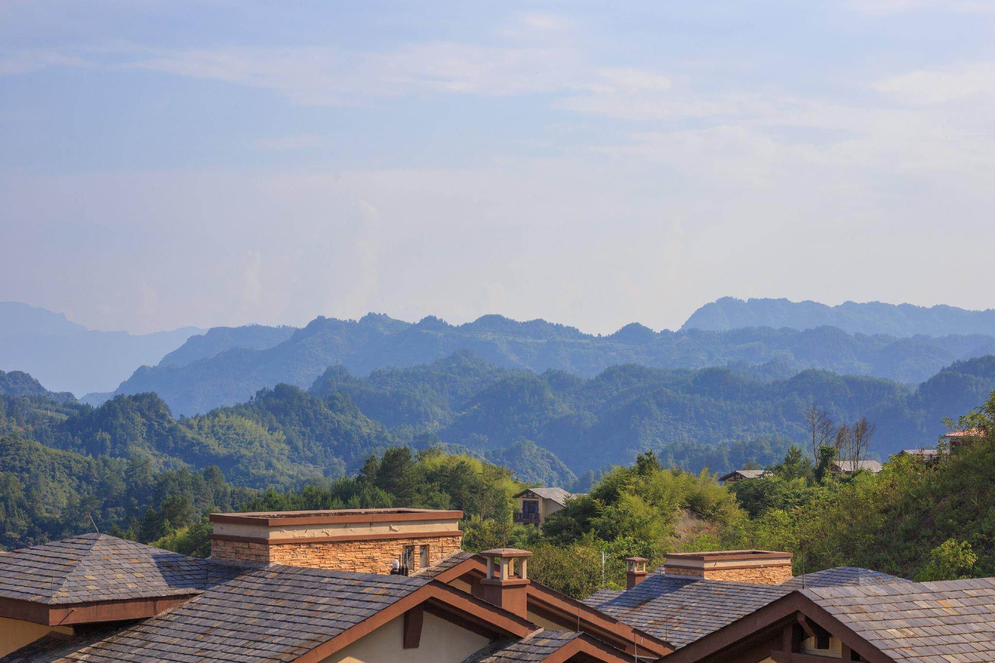 Tangin Villa Resort Zhangjiajie