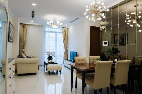 Vinhomes Central Park Jack Hai Luxury Service Apartment Ho Chi Minh City