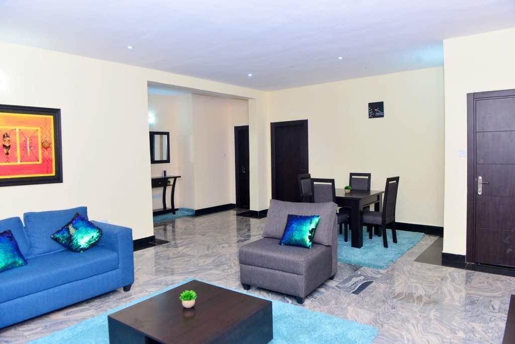 Perfect Havens At Simeon Akinolu