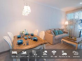 [カオタキアブ]アパートメント(66m2)| 3ベッドルーム/2バスルーム My resort Hua Hin room D310 with free water park