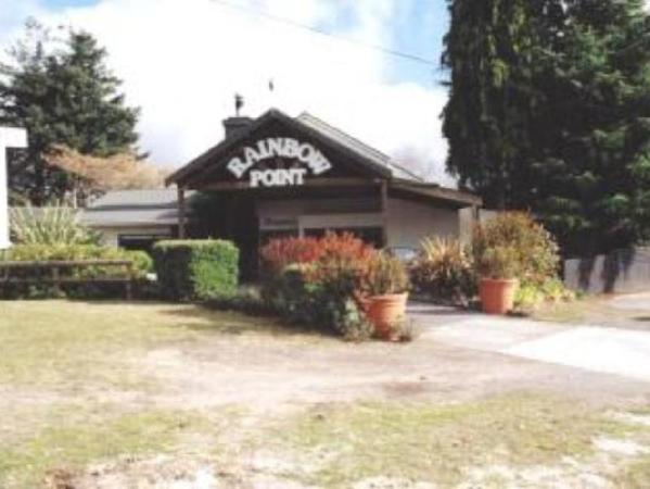 Airport Motel at Rainbow Point Taupo