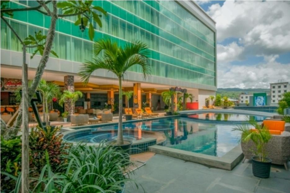 CLARO KENDARI  Ex. Grand Clarion Hotel And Convention