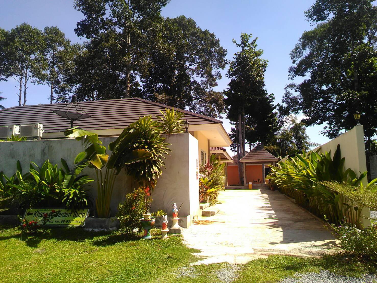 Khanom Garden Suite Resort