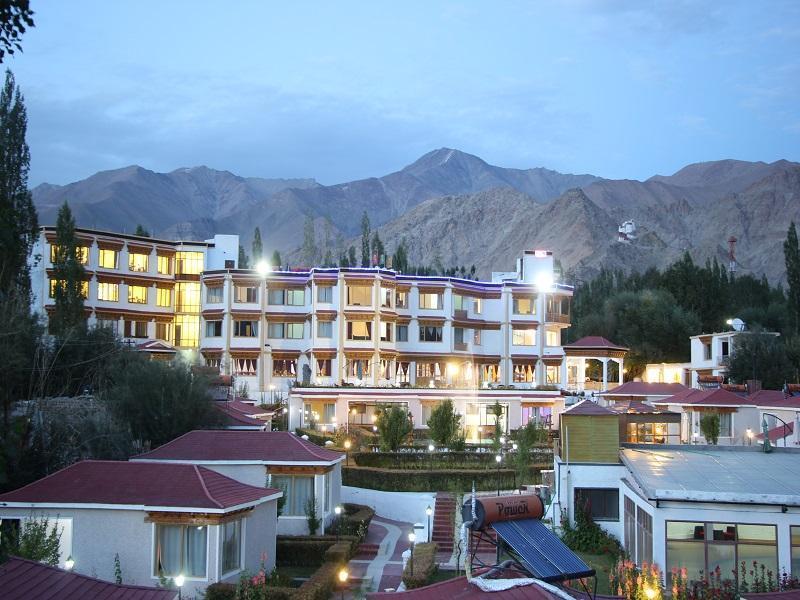The Zen Ladakh Hotel