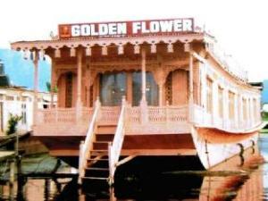 House Boat Golden Flower