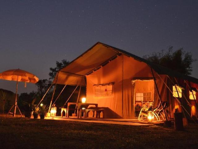 ศิริลา ฟาร์ม เต็นท์ แคมป์ – Sirila Farm Tent Camp