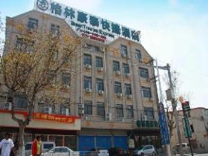 Greentree Inn Shanghai Luojing Express Hotel