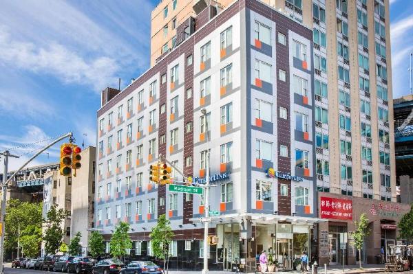 Comfort Inn Lower East Side New York