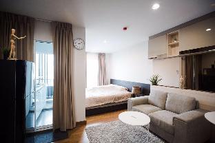 Modern & Comfy Studio - 300 M from MRT อพาร์ตเมนต์ 1 ห้องนอน 1 ห้องน้ำส่วนตัว ขนาด 28 ตร.ม. – จตุจักร