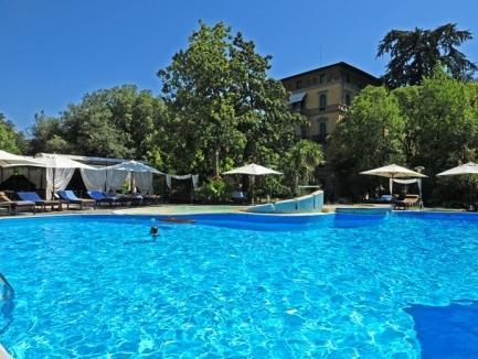 Grand Hotel And La Pace Spa