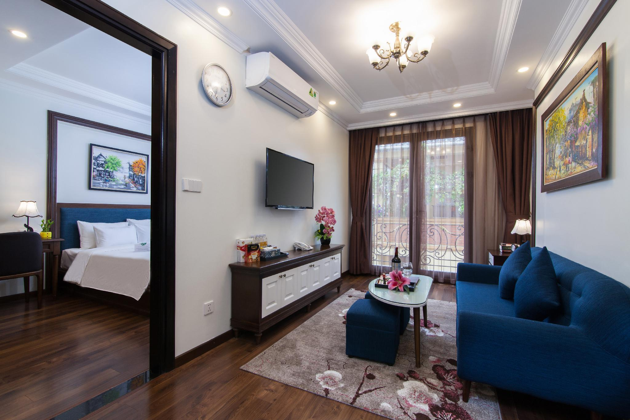 Hanoi Central Hotel And Residences