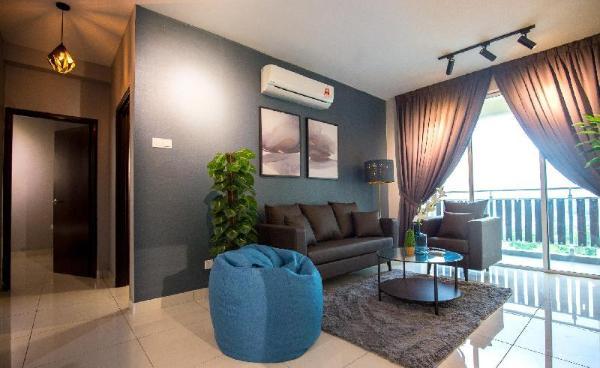 KSL Daya Residence*Near Tebrau Ikea, Aeon Johor Bahru