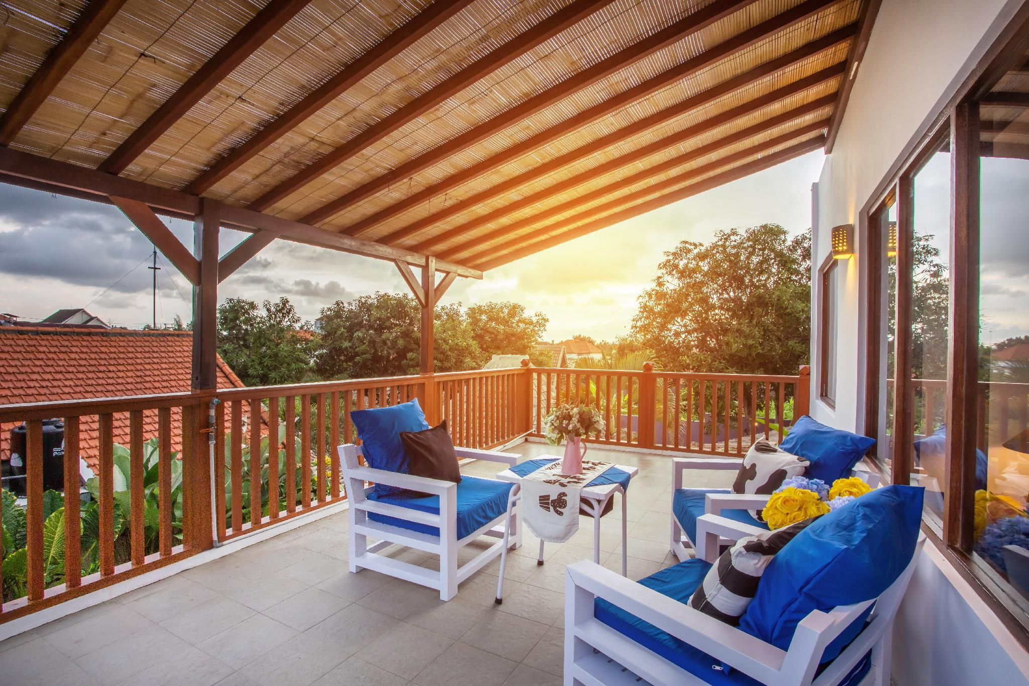 Luxury 4 Bedrooms Villa With Pool In Canggu Area