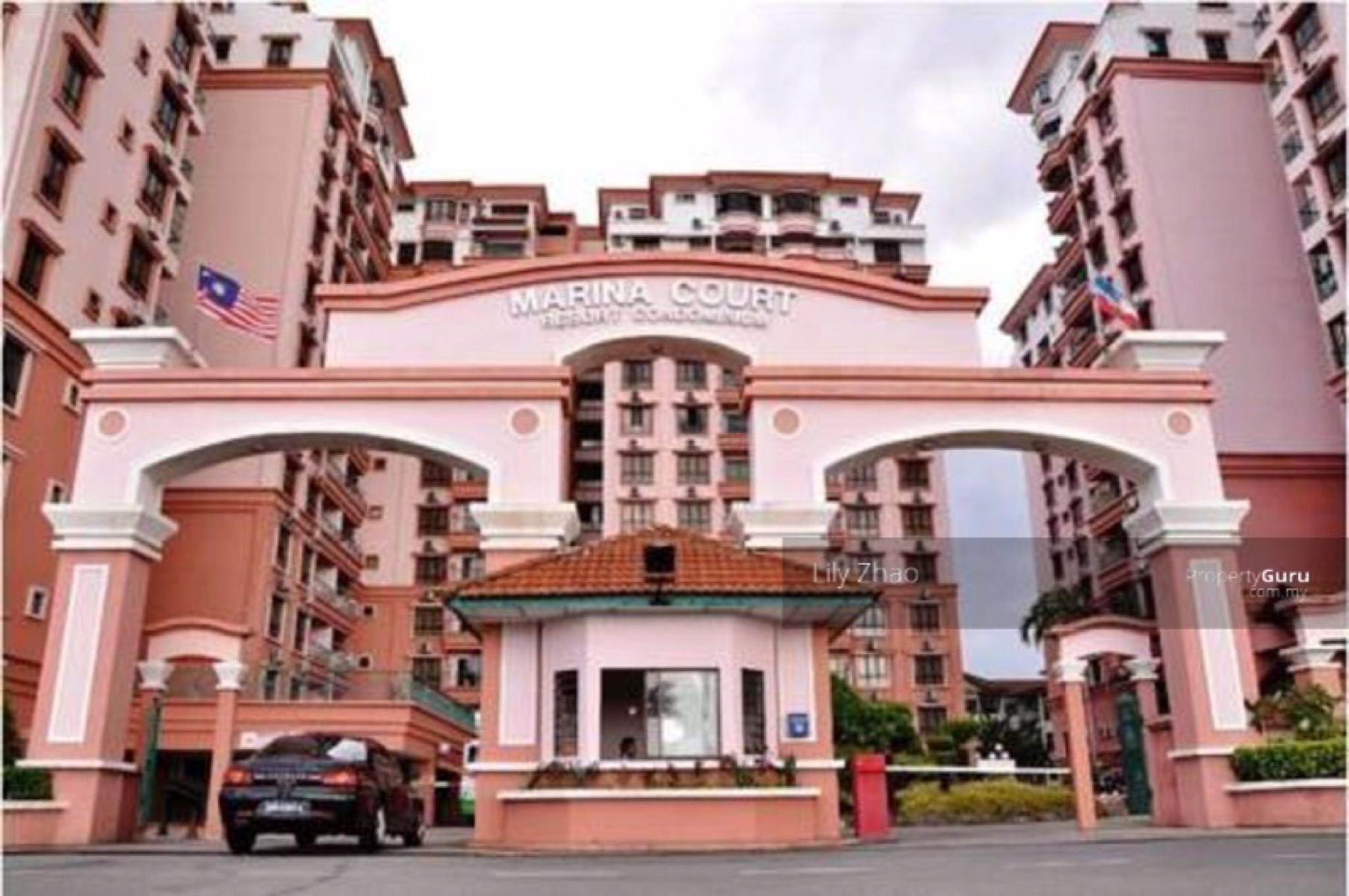 3BR Kota Kinabalu Marina Court Resort Condo