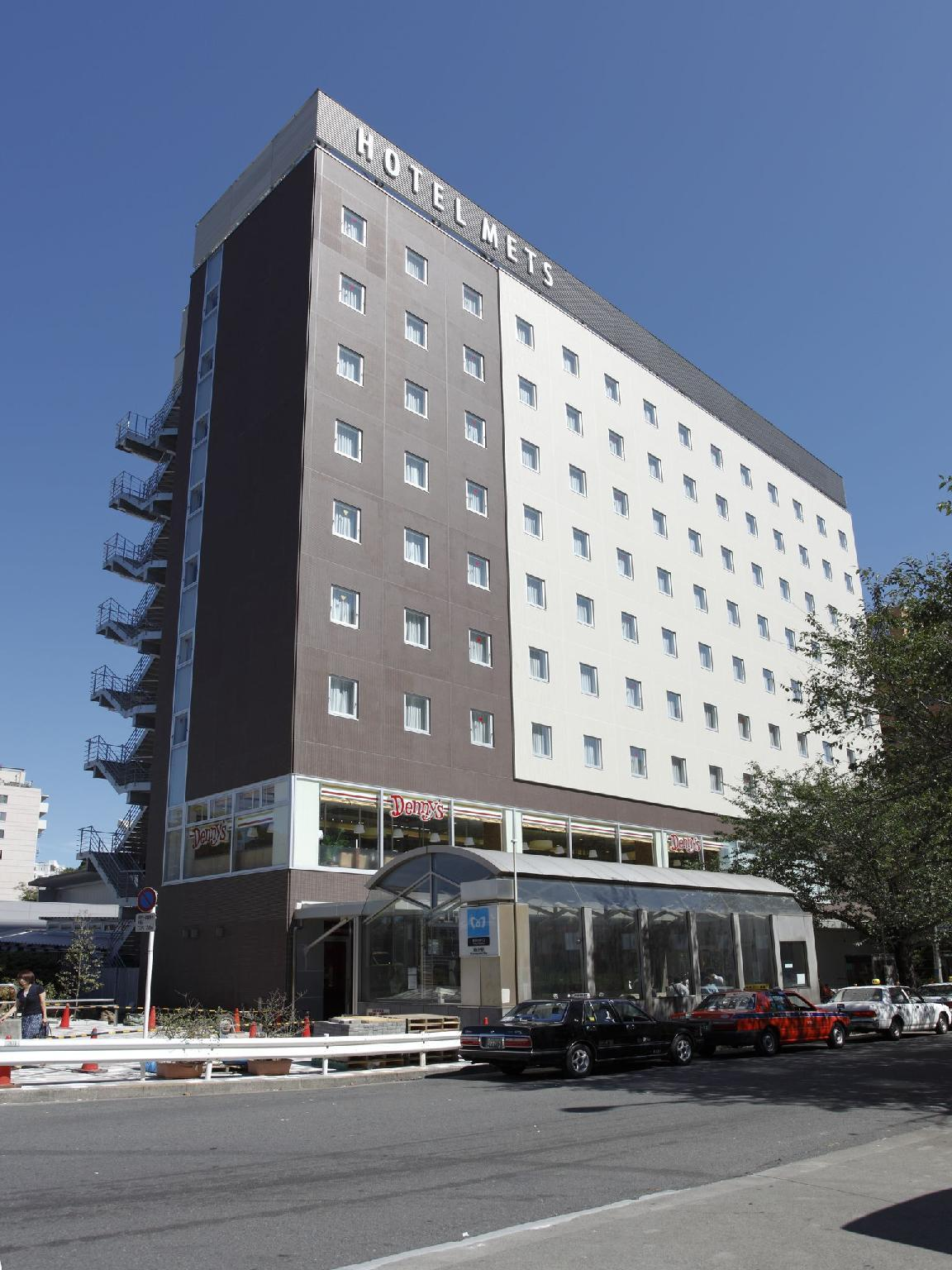 JR EAST HOTEL METS KOMAGOME