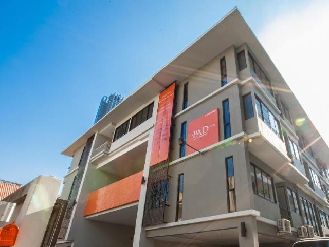 เดอะ แพด สีลม เซอร์วิส อพาร์ตเมนท์ – The Pad Silom Convent Serviced Apartment