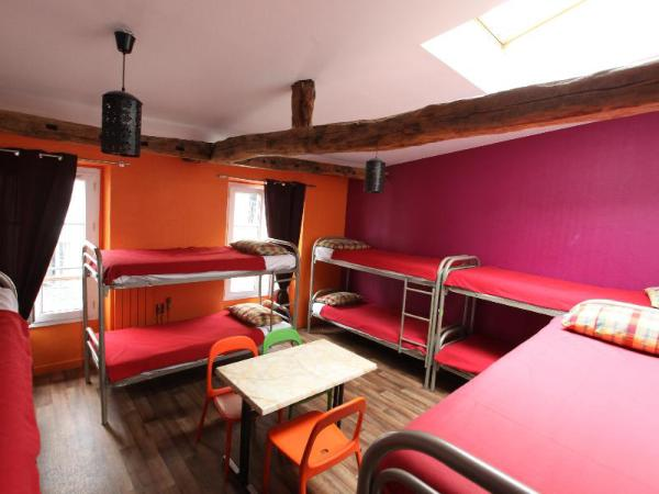 Woodstock Hostel Paris