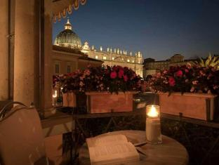 Residenza Paolo VI רומא - מרפסת