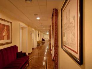 Residenza Paolo VI רומא - בית המלון מבפנים