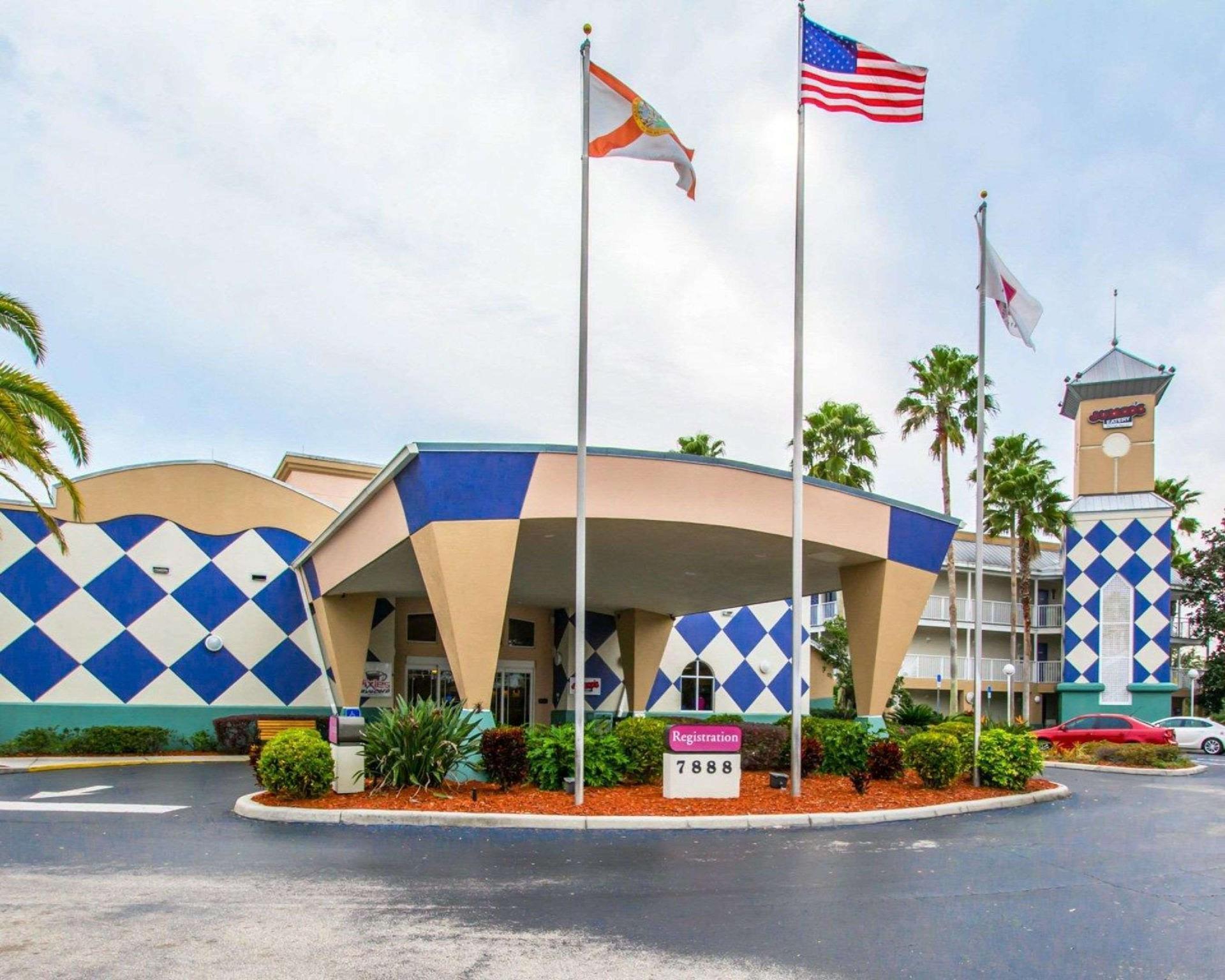 Clarion Suites Kissimmee Orlando Maingate