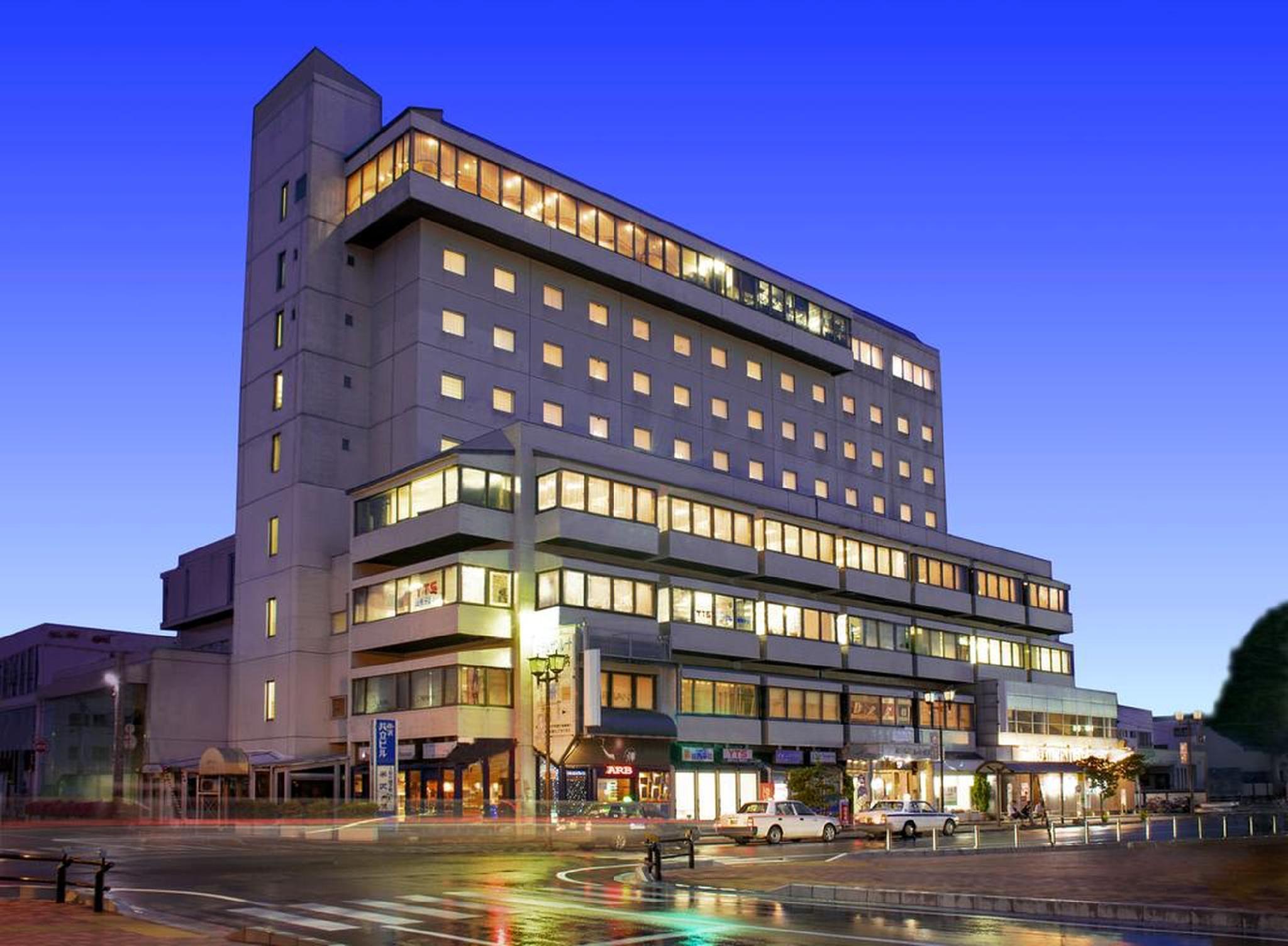 Hotel MontoView Yonezawa