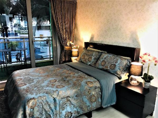 P211 Deluxe Beach View in Azure Resort Residences Manila