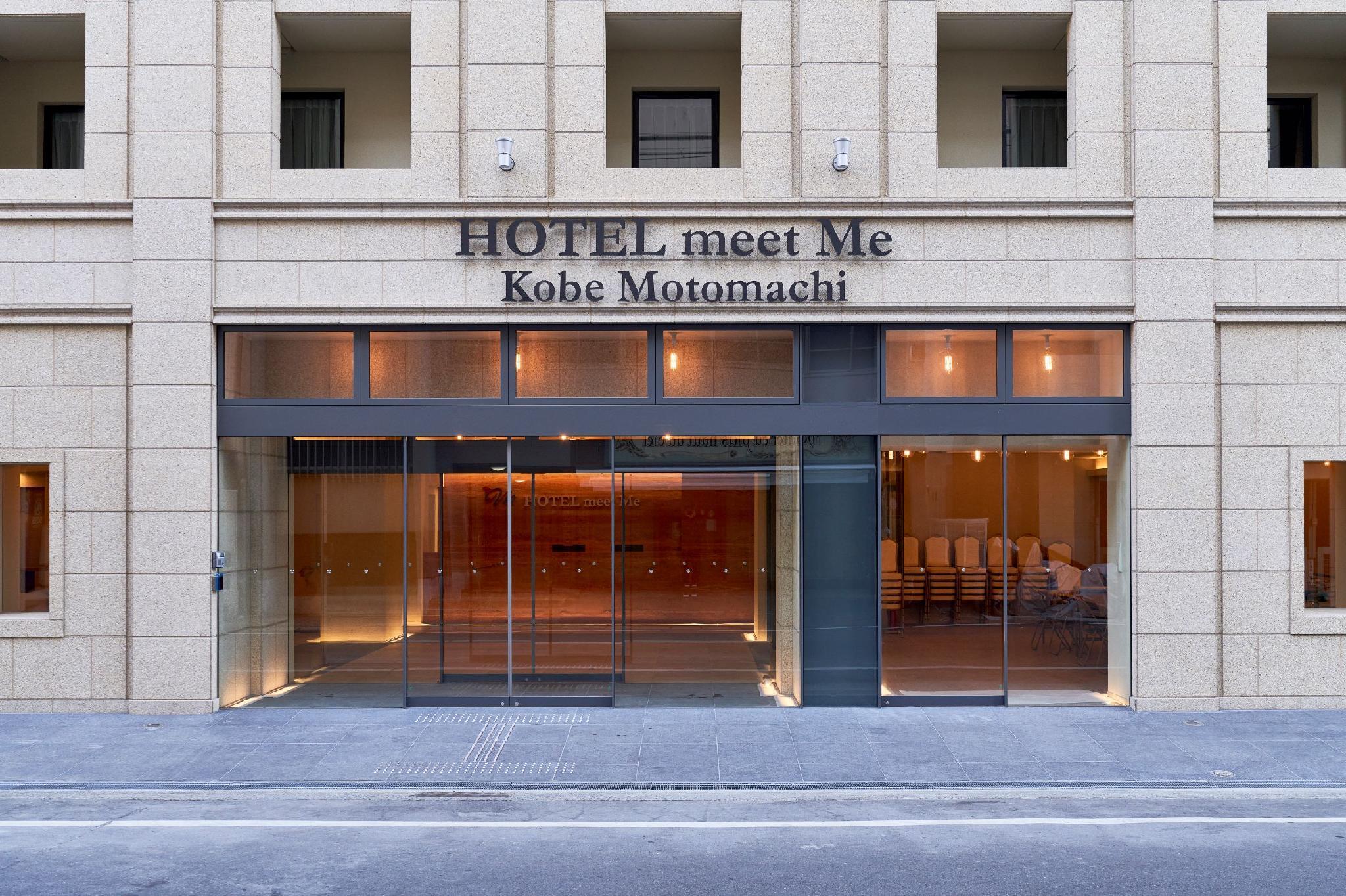 Hotel Meet Me Kobe Motomachi