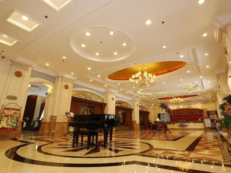 Grand Palace Hotel Grand Hotel Management Group