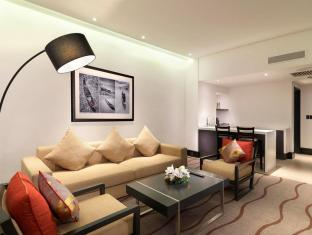 Sama-Sama Hotel Kuala Lumpur International Airport Kuala Lumpur - Executive Suite Living Room