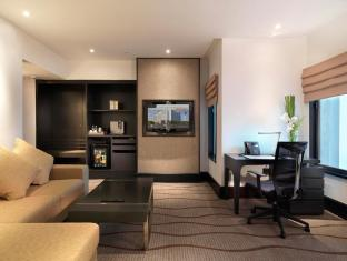 Sama-Sama Hotel Kuala Lumpur International Airport Kuala Lumpur - Premier Club Living Room