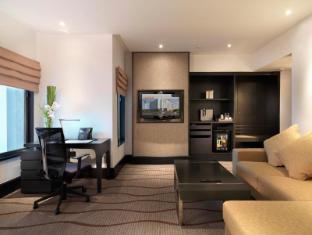 Sama-Sama Hotel Kuala Lumpur International Airport Kuala Lumpur - Premier Superior Suite-Living Area