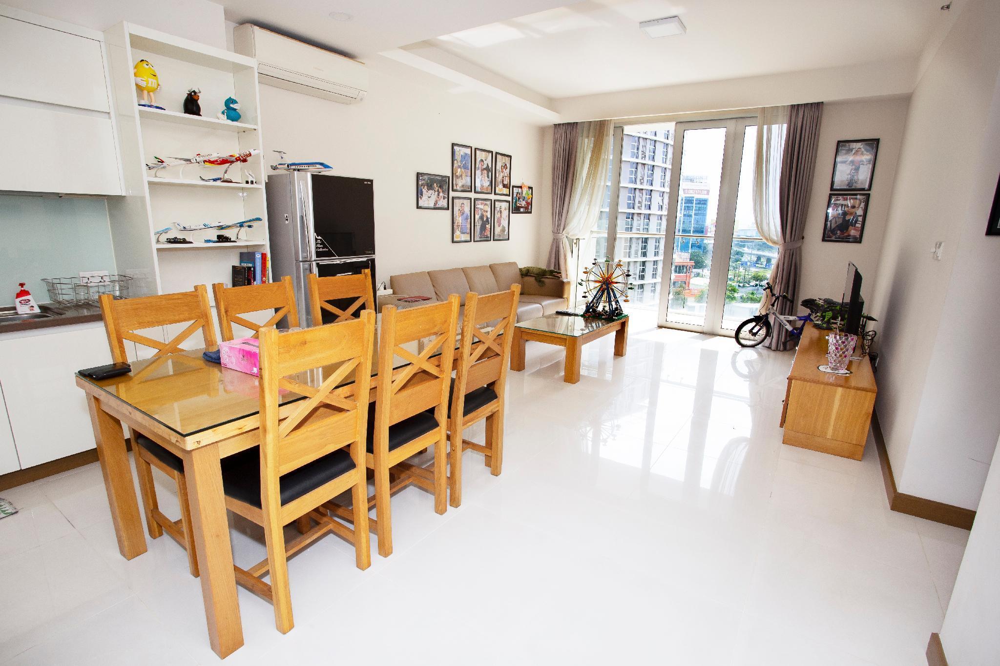 Star Quality Apartment Adjacent To Saigon Airport
