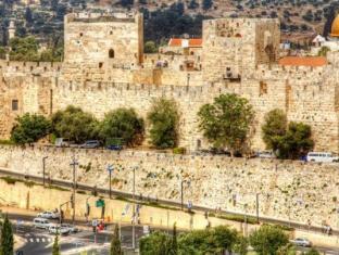 Dan Panorama Jerusalem Hotel Jerusalem - Entrance